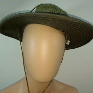 Bass pro shop large green safari hat